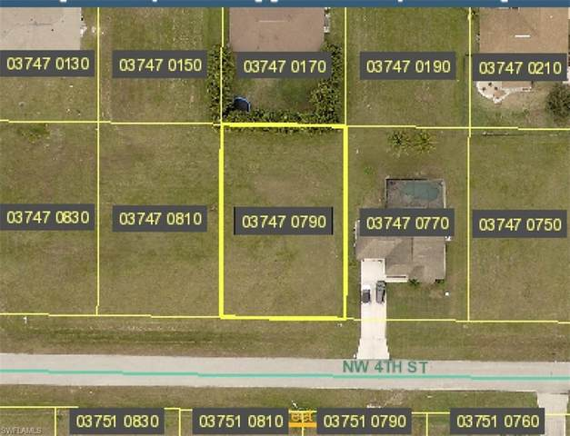 2213 NW 4th Street, Cape Coral, FL 33993 (MLS #221054013) :: MVP Realty and Associates LLC