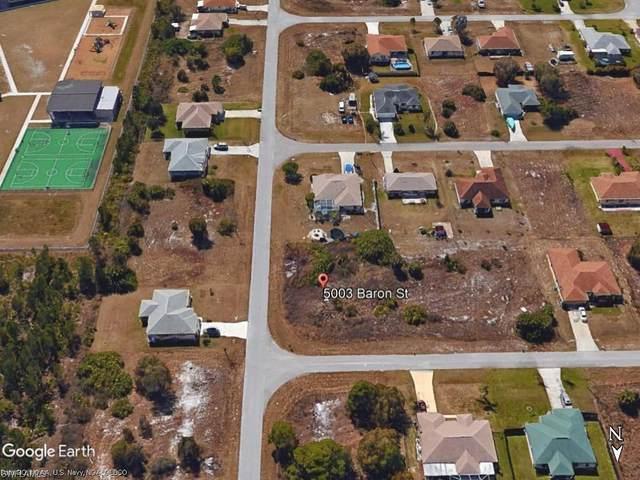 5003 Baron Street, Lehigh Acres, FL 33971 (MLS #221054020) :: BonitaFLProperties