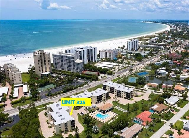 6665 Estero Boulevard #325, Fort Myers Beach, FL 33931 (MLS #221054031) :: Wentworth Realty Group
