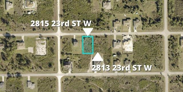2815 23rd Street W, Lehigh Acres, FL 33971 (MLS #221054058) :: Team Swanbeck