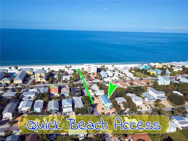 189 Dakota Avenue, Fort Myers Beach, FL 33931 (MLS #221054108) :: RE/MAX Realty Group