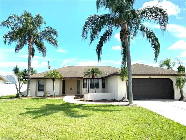 214 SW 32nd Terrace, Cape Coral, FL 33914 (#221054134) :: Southwest Florida R.E. Group Inc