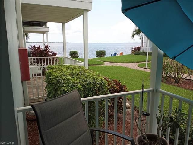 3328 N Key Drive #2, North Fort Myers, FL 33903 (#221054274) :: Southwest Florida R.E. Group Inc