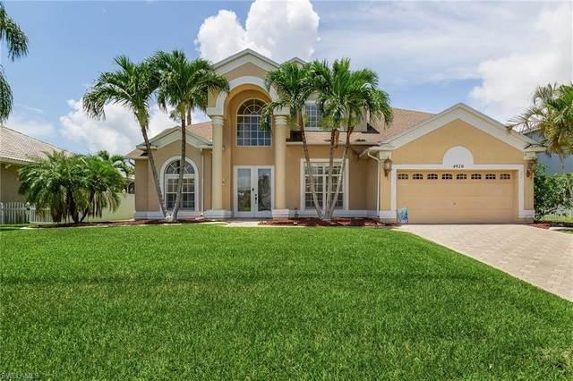 4920 SW 17th Avenue, Cape Coral, FL 33914 (MLS #221054288) :: Realty One Group Connections