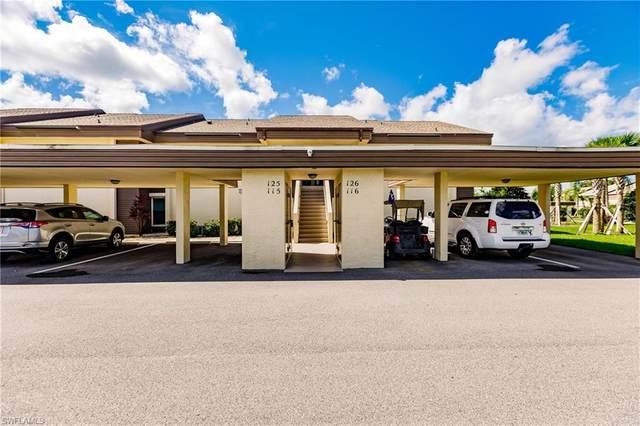 5790 Trailwinds Drive #125, Fort Myers, FL 33907 (MLS #221054314) :: Florida Homestar Team