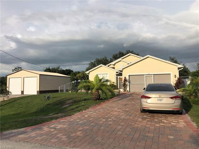 1920 Milstead Avenue, Lehigh Acres, FL 33972 (MLS #221054318) :: BonitaFLProperties