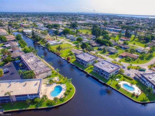 828 Victoria Drive A6, Cape Coral, FL 33904 (MLS #221054351) :: Realty One Group Connections