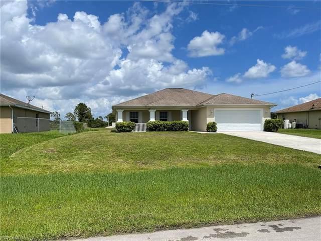 3203 NE 14th Place, Cape Coral, FL 33909 (MLS #221054364) :: BonitaFLProperties