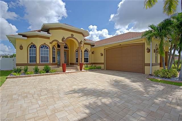 113 SE 28th Terrace, Cape Coral, FL 33904 (MLS #221054374) :: Florida Homestar Team