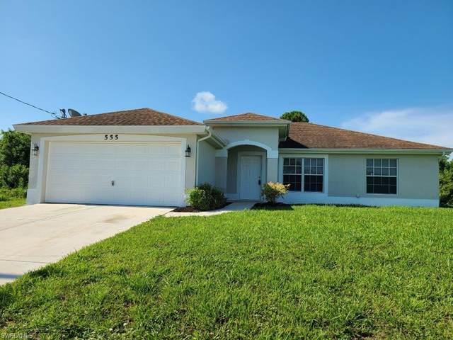 555 Kingsbury Lane, Lehigh Acres, FL 33974 (MLS #221054380) :: Team Swanbeck