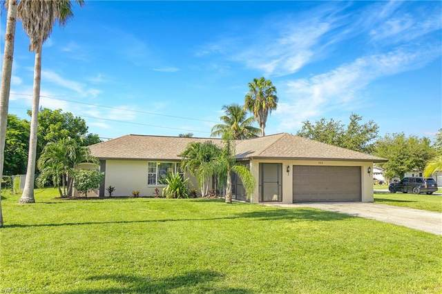 302 SE 32nd Street, Cape Coral, FL 33904 (MLS #221054407) :: RE/MAX Realty Team