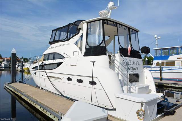 48 Ft. Boat Slip At Gulf Harbour G-15, Fort Myers, FL 33908 (MLS #221054441) :: Clausen Properties, Inc.