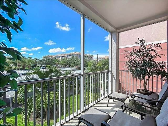 11751 Pasetto Lane #205, Fort Myers, FL 33908 (MLS #221054465) :: Clausen Properties, Inc.