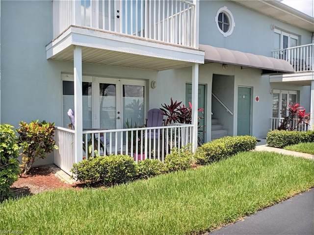 3336 N Key Drive E #3, North Fort Myers, FL 33903 (MLS #221054467) :: Crimaldi and Associates, LLC