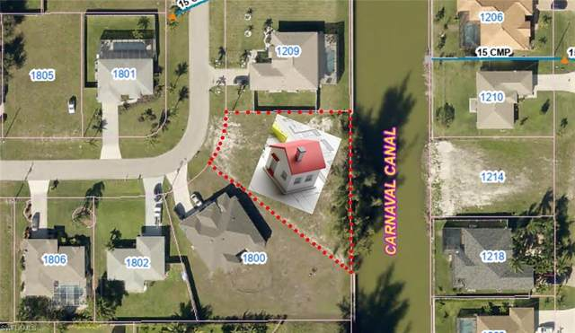1213 SW 18th Court, Cape Coral, FL 33991 (MLS #221054502) :: Realty World J. Pavich Real Estate