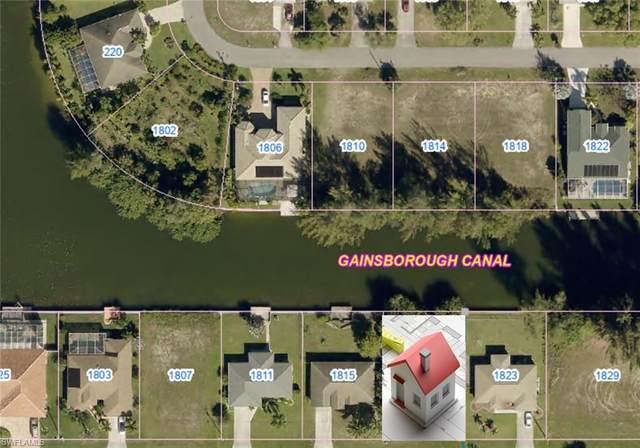1819 NE 2nd Street, Cape Coral, FL 33909 (MLS #221054523) :: Realty World J. Pavich Real Estate