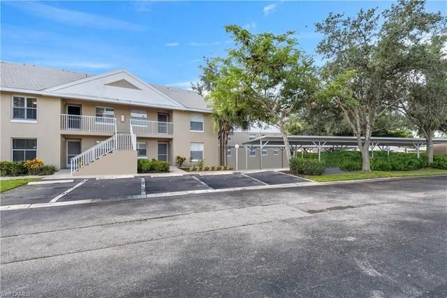 186 Pebble Shores Drive #103, Naples, FL 34110 (MLS #221054526) :: Domain Realty