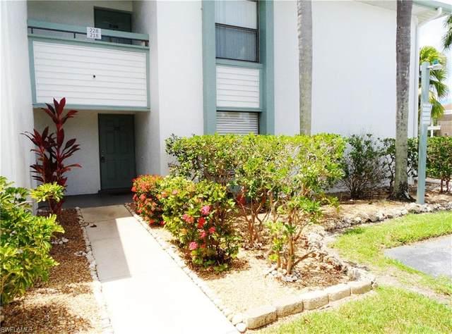 13411 Gateway Drive #218, Fort Myers, FL 33919 (MLS #221054551) :: Team Swanbeck