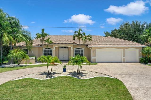 411 SW 49th Lane, Cape Coral, FL 33914 (MLS #221054568) :: The Naples Beach And Homes Team/MVP Realty