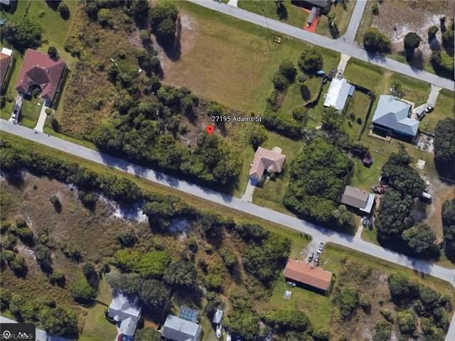 27195 Adams Street, Punta Gorda, FL 33983 (MLS #221054592) :: Clausen Properties, Inc.