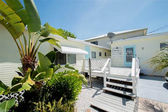 180 Flamingo Street, Fort Myers Beach, FL 33931 (MLS #221054629) :: Realty World J. Pavich Real Estate
