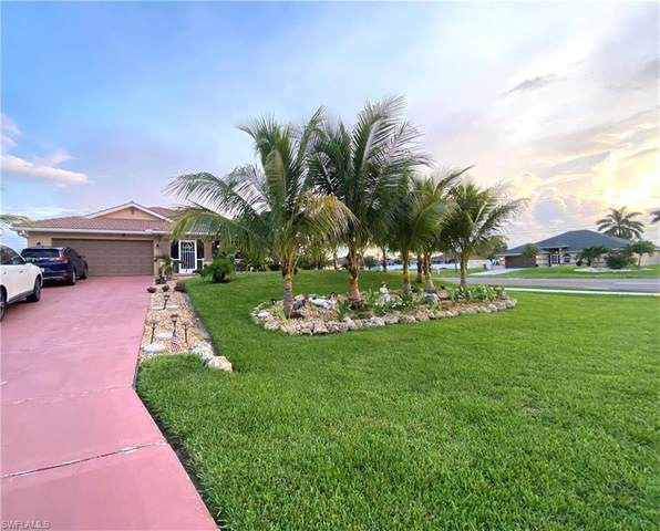 1528 SW 29th Street, Cape Coral, FL 33914 (MLS #221054643) :: The Naples Beach And Homes Team/MVP Realty