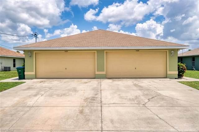 1423/1425 SE 10th Terrace, Cape Coral, FL 33990 (MLS #221054656) :: Domain Realty