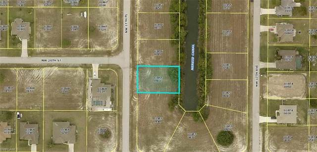 1923 NW 17th Place, Cape Coral, FL 33993 (MLS #221054696) :: The Naples Beach And Homes Team/MVP Realty