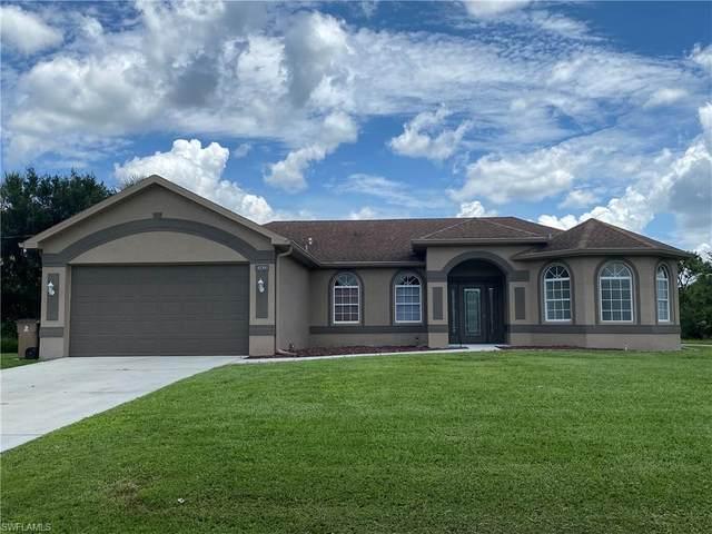 3822 Honey Court, Fort Myers, FL 33905 (#221054709) :: Southwest Florida R.E. Group Inc