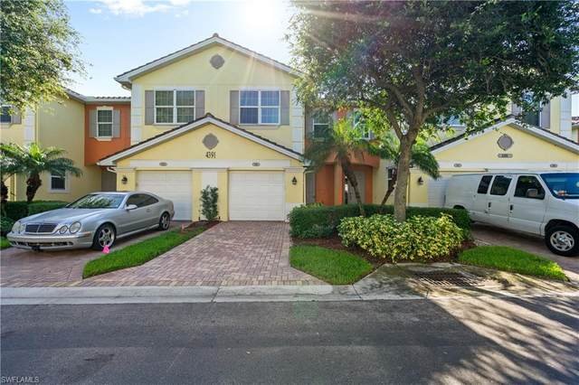 4391 Lazio Way #306, Fort Myers, FL 33901 (MLS #221054731) :: Crimaldi and Associates, LLC