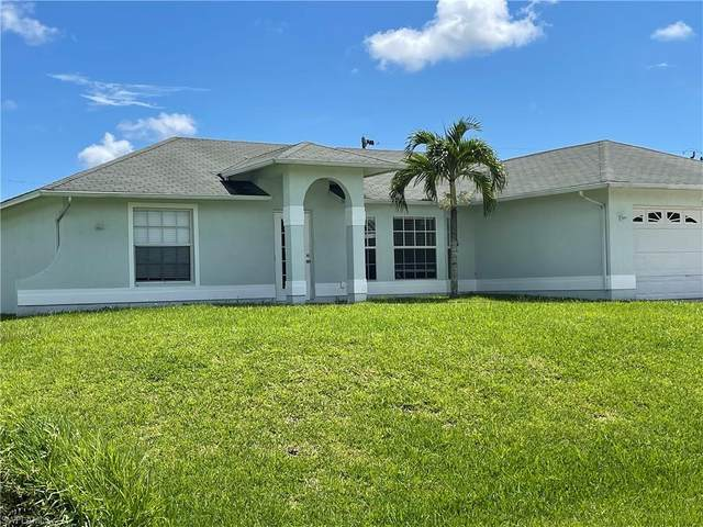 514 SW 29th Street, Cape Coral, FL 33914 (MLS #221054737) :: Waterfront Realty Group, INC.