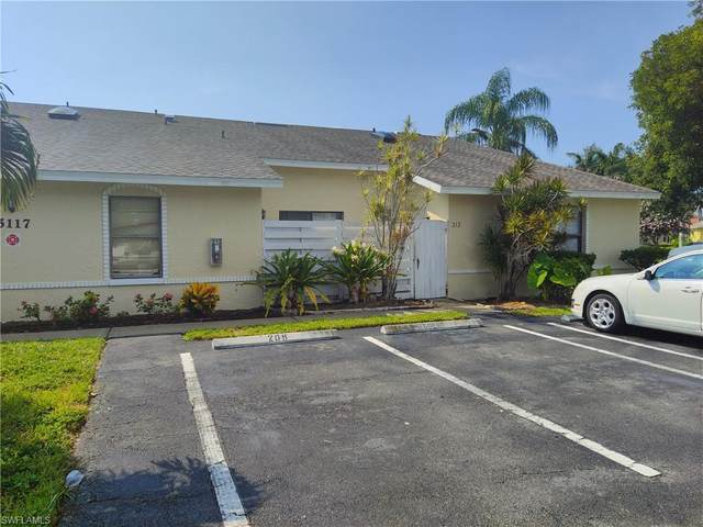5117 SW 15th Place #212, Cape Coral, FL 33991 (#221054748) :: Caine Luxury Team