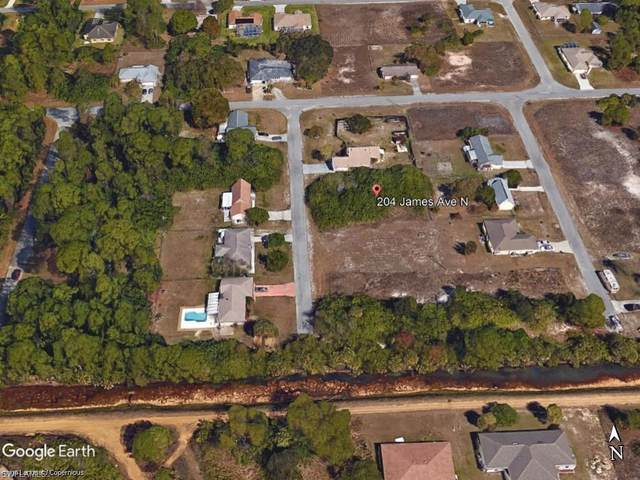 204 James Avenue N, Lehigh Acres, FL 33971 (MLS #221054820) :: The Naples Beach And Homes Team/MVP Realty