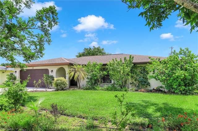 1106 SE 21st Lane, Cape Coral, FL 33990 (MLS #221054872) :: Clausen Properties, Inc.
