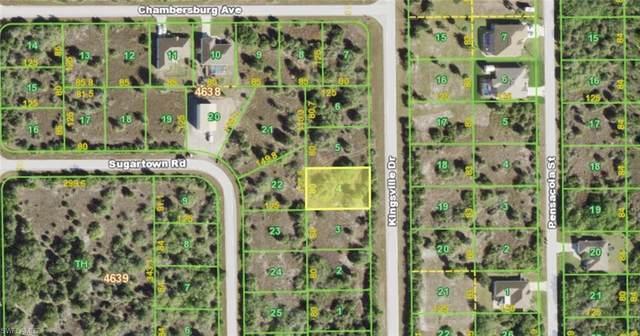10451 Kingsville Drive, Port Charlotte, FL 33981 (MLS #221054922) :: Wentworth Realty Group