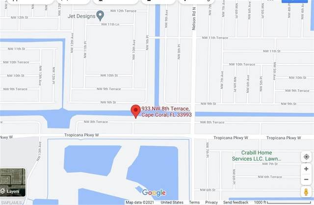 933 NW 8th Terrace, Cape Coral, FL 33993 (#221054949) :: We Talk SWFL