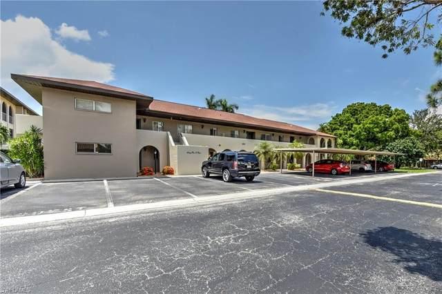6104 Whiskey Creek Drive #106, Fort Myers, FL 33919 (MLS #221055015) :: BonitaFLProperties