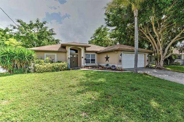 1101 SW 27th Street, Cape Coral, FL 33914 (MLS #221055020) :: Coastal Luxe Group Brokered by EXP
