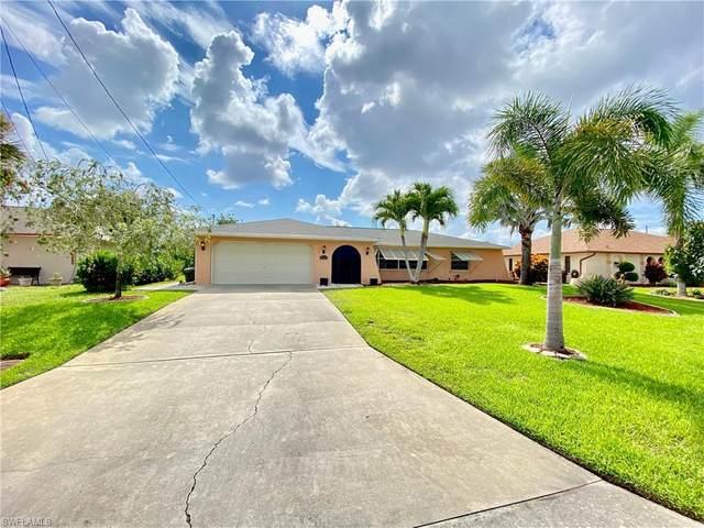 3919 SE 10th Place, Cape Coral, FL 33904 (MLS #221055149) :: Clausen Properties, Inc.