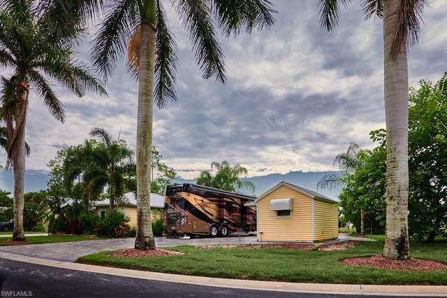Lot  244 3032 E Riverbend Resort Boulevard, Labelle, FL 33935 (MLS #221055202) :: Clausen Properties, Inc.