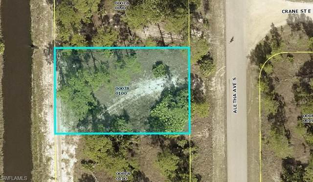840 Aletha Avenue S, Lehigh Acres, FL 33974 (MLS #221055206) :: Coastal Luxe Group Brokered by EXP
