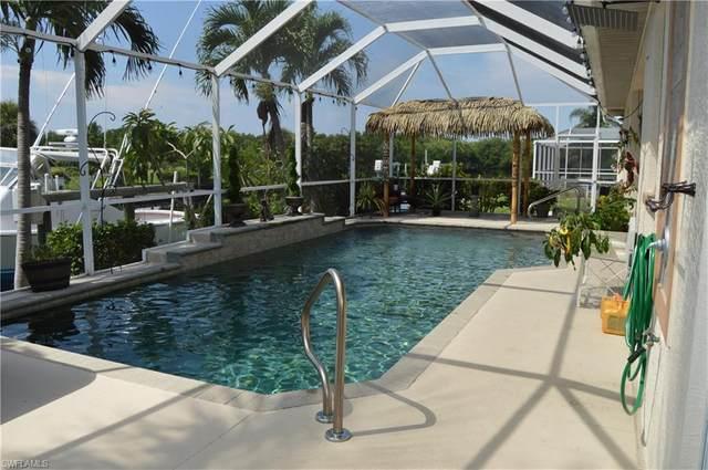 4298 Harbour Lane, North Fort Myers, FL 33903 (MLS #221055220) :: BonitaFLProperties