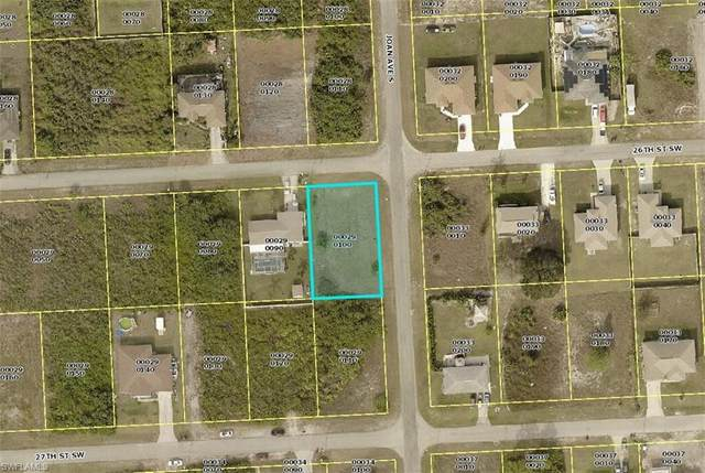 3001 26th Street SW, Lehigh Acres, FL 33976 (MLS #221055229) :: RE/MAX Realty Group