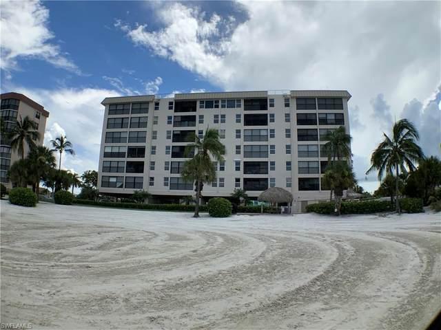 7700 Estero Boulevard #202, Fort Myers Beach, FL 33931 (MLS #221055259) :: Crimaldi and Associates, LLC