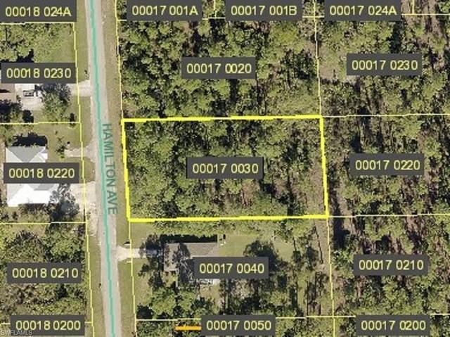 2120 Hamilton Avenue, Alva, FL 33920 (MLS #221055303) :: Domain Realty