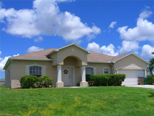 2316 NW 11th Place, Cape Coral, FL 33993 (MLS #221055323) :: Domain Realty