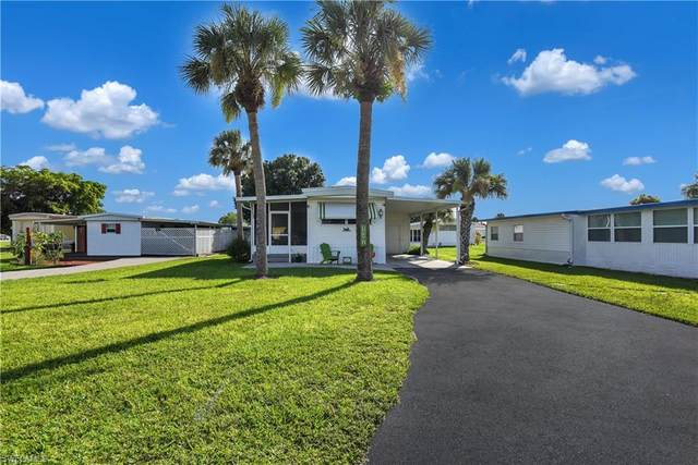 15391 Hart Road, North Fort Myers, FL 33917 (MLS #221055400) :: Avantgarde
