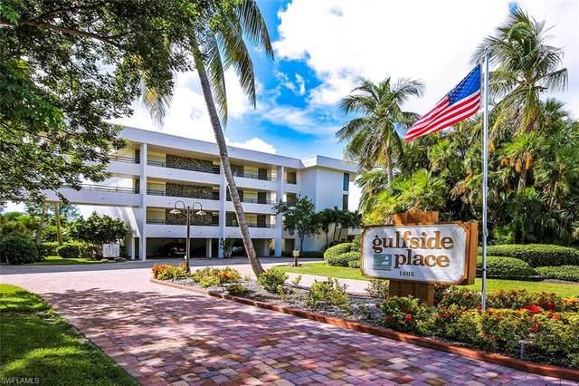 1605 Middle Gulf Drive #117, Sanibel, FL 33957 (MLS #221055422) :: BonitaFLProperties