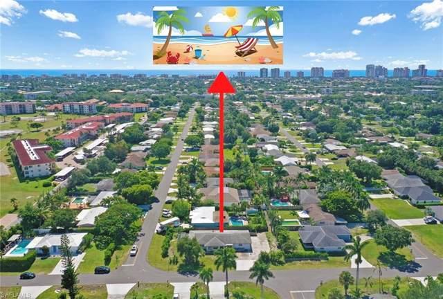 1399 Wisconsin Drive, Naples, FL 34103 (MLS #221055499) :: BonitaFLProperties