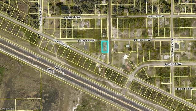 3901 39th Street SW, Lehigh Acres, FL 33976 (#221055588) :: The Michelle Thomas Team